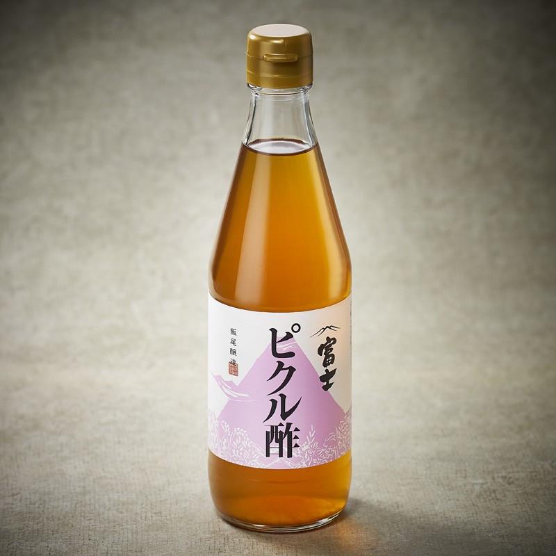 Fuji pickles condiment for vegetables and crudites