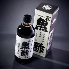 Vinaigre noir de riz et blé Makkurozu Vinaigre