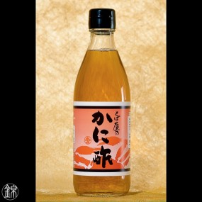 Kanisu rice vinegar and dried bonito condiment Condiment
