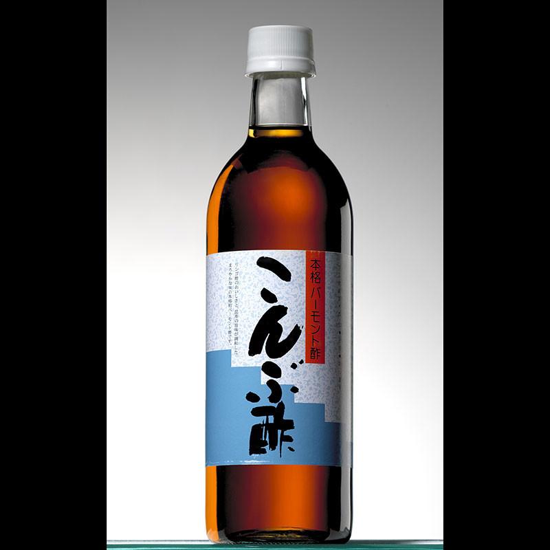 Vinaigre de pomme de Aomori et Kombu 500 ml