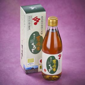 Sakamoto Kurozu Organic black rice vinegar*