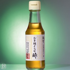 Condiment Otema Torasesu au vinaigne de riz et bouillon dashi