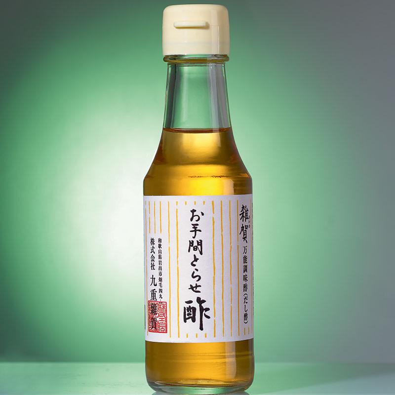 Otema Torasesu rice vinegar and dried bonito condiment Condiment