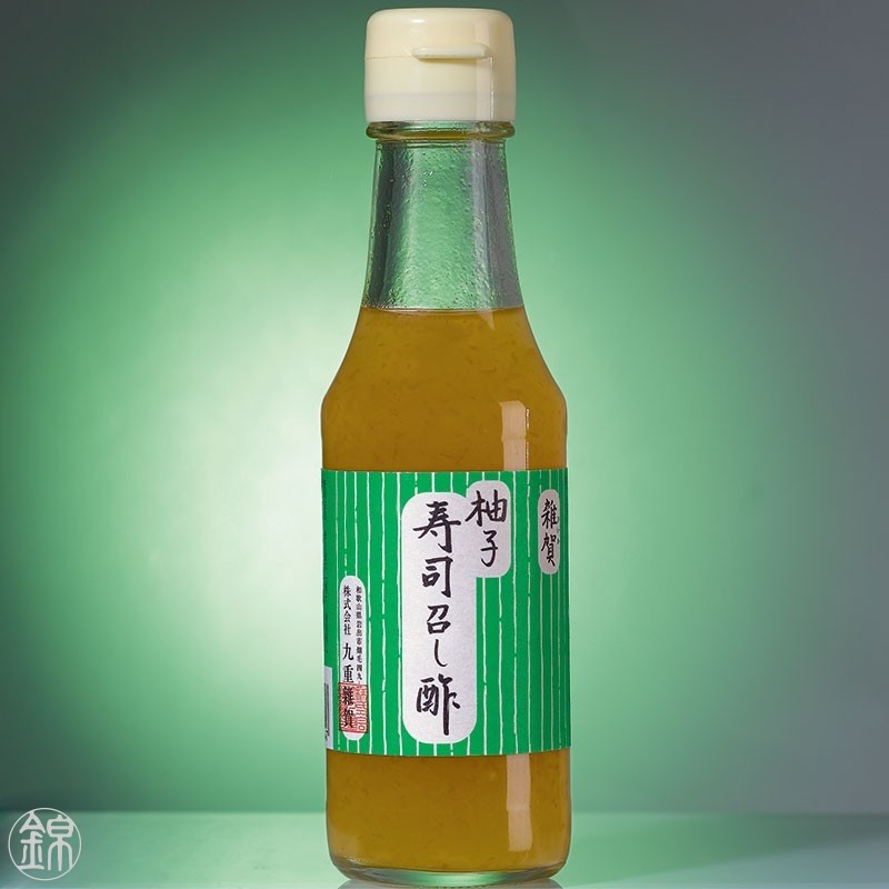 Rice vinegar and Yuzu condiment