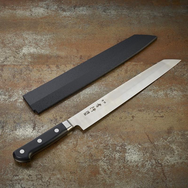 Grand Chef Kiritsuke Yanagiba knife for sushi and sashimi 260 mm blade, right hand Japanese knives