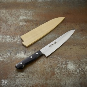 Couteau Chef lame martelée 180 mm