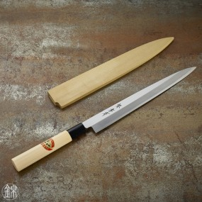 Knife for sashimi 240 mm blade - right hand