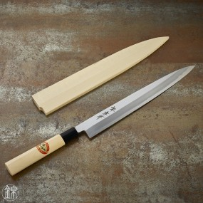 Knife for sashimi 270 mm blade - right hand