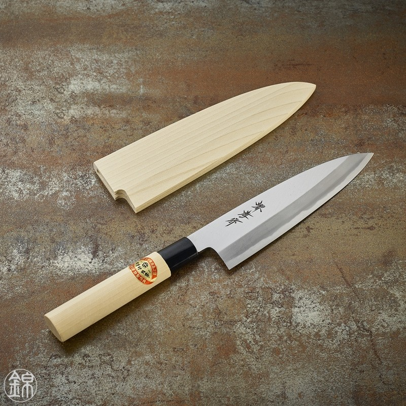 Funayuki Deba knife for fish 195 mm blade - right hand Japanese knives