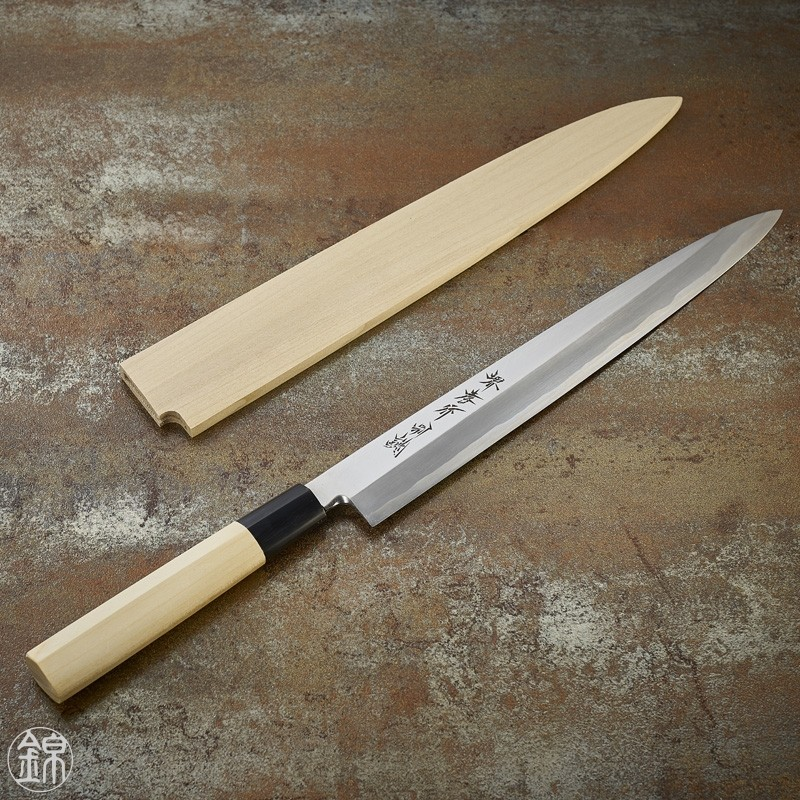Couteau à sashimi lame 270 mm - droitier Couteaux Japonais