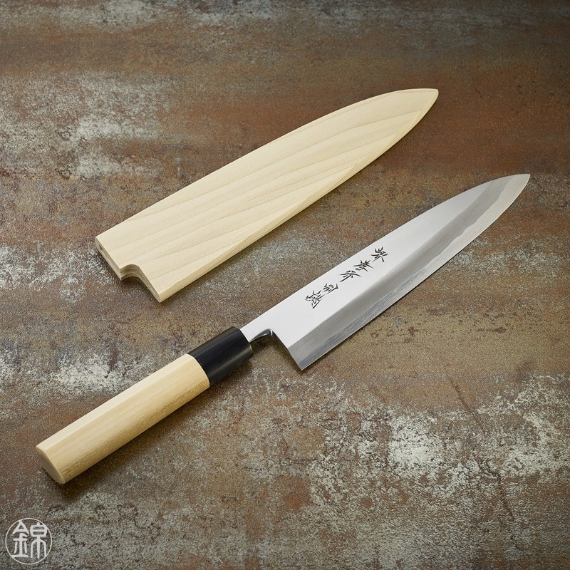 Mioroshi-Deba knife for fish 210 mm blade -right hand
