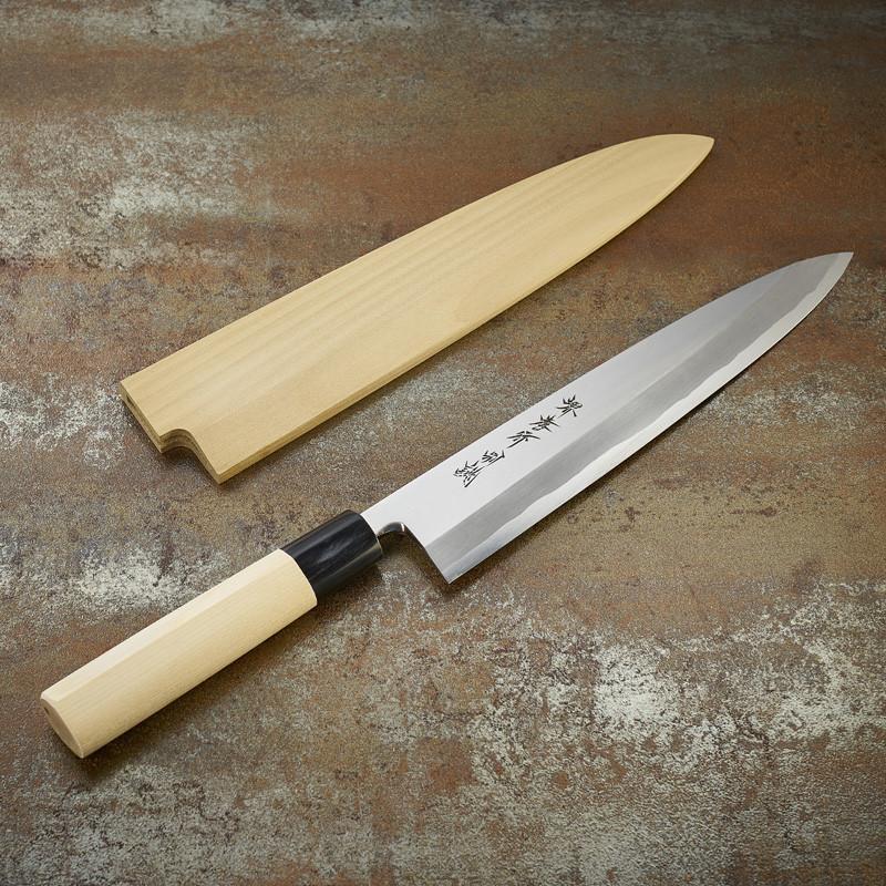 Couteau Mioroshi-Deba pour poissons lame 240 mm - droitier Couteaux Japonais
