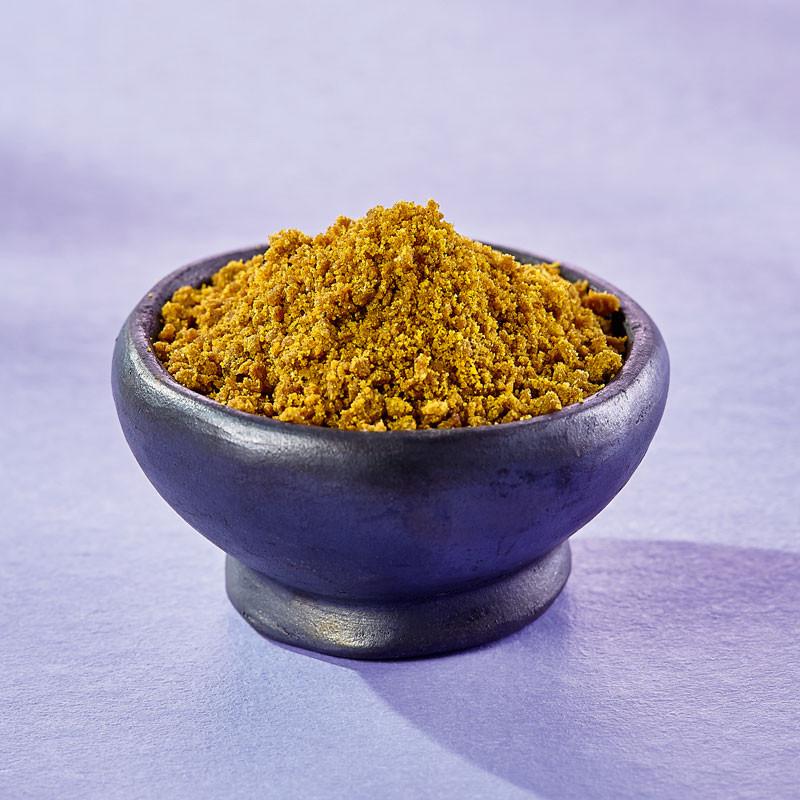 Curry roux Épices - Sansho - Moutarde