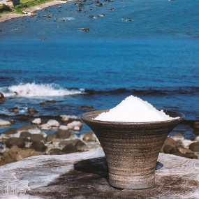 Wajima No Kaien sea salt Salt