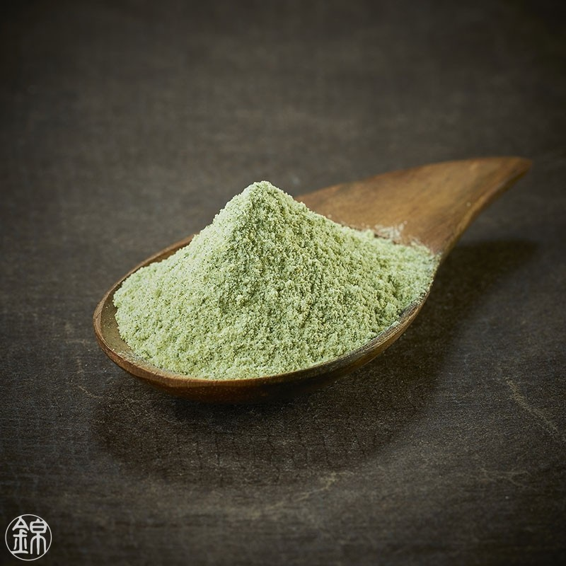 Wasabi flavored sea salt Salt