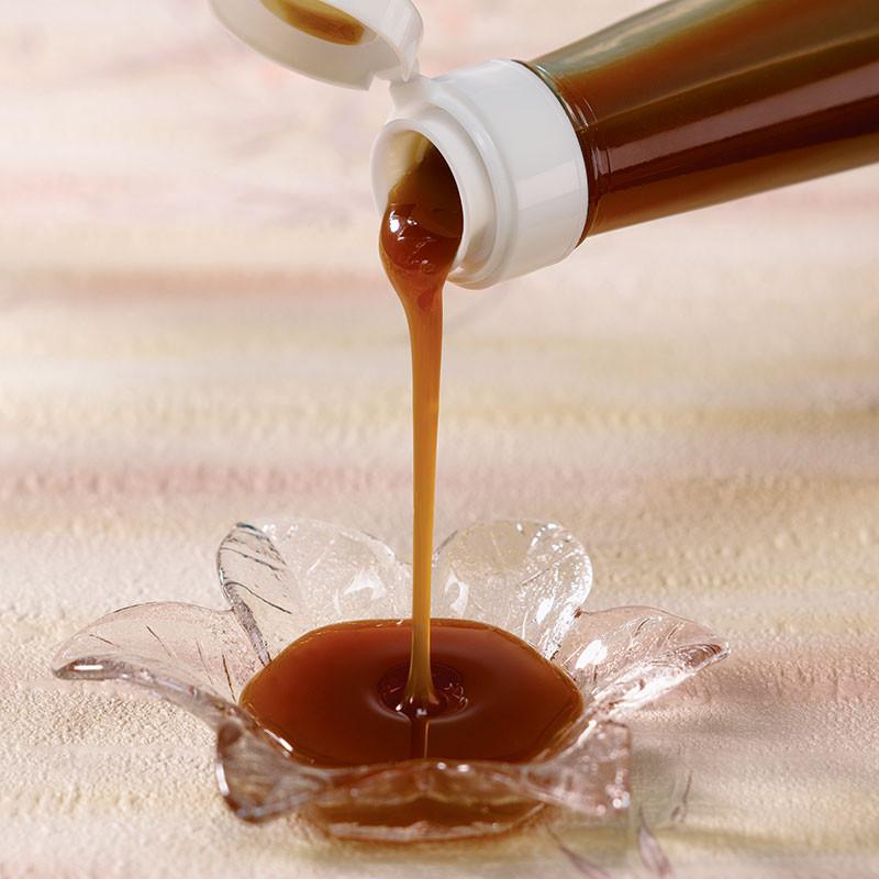 Liquid and unrefined black sugar cane
