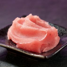 Pâte anko de haricot blanc à la feuille de cerisier Sakura