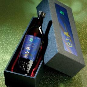 Gozenshu Lei Emerald Junmaï Ginjô sake