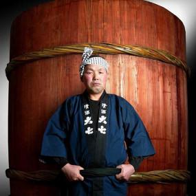 Daishichi Junmai Kimoto Yamadanishiki sake