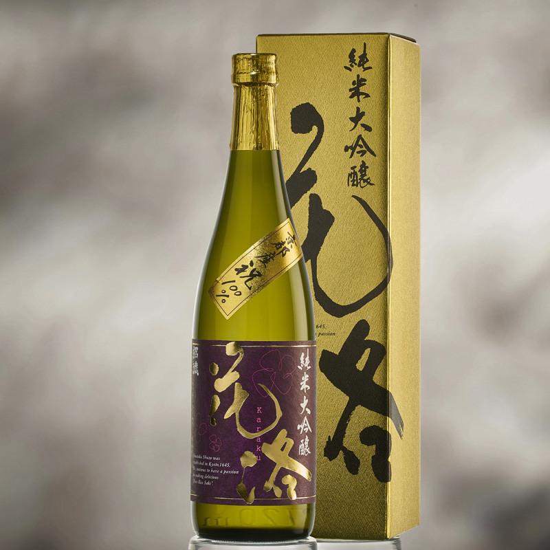 Saké Junmaï Daiginjô Karaku