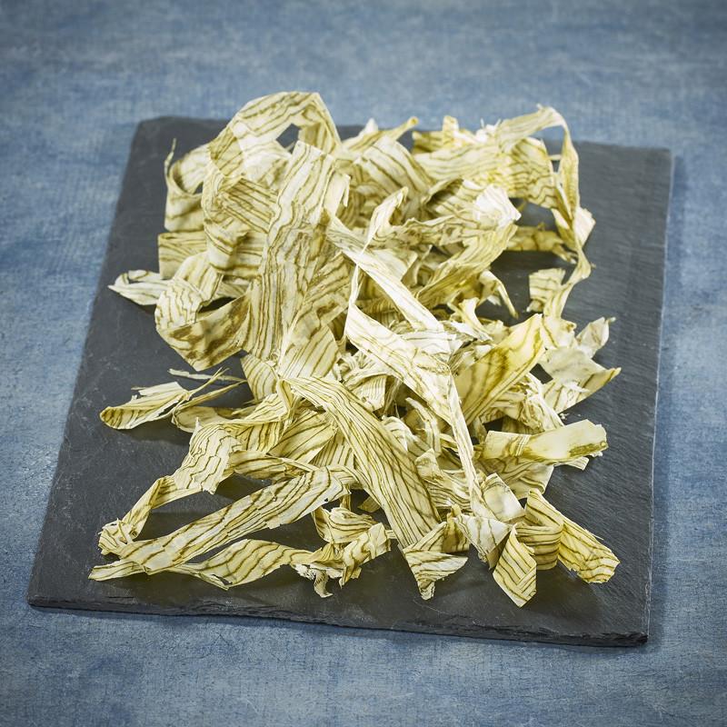 Marbled kombu seaweed strips Kombu