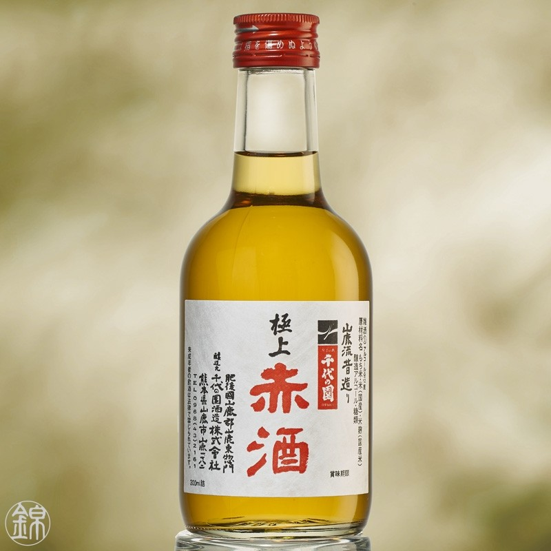 Saké Akazake Gokujo Premium