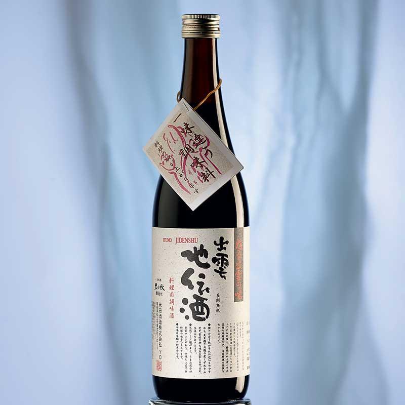 Izumo Jidenshu cooking sake Sake