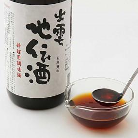 Izumo Jidenshu cooking sake