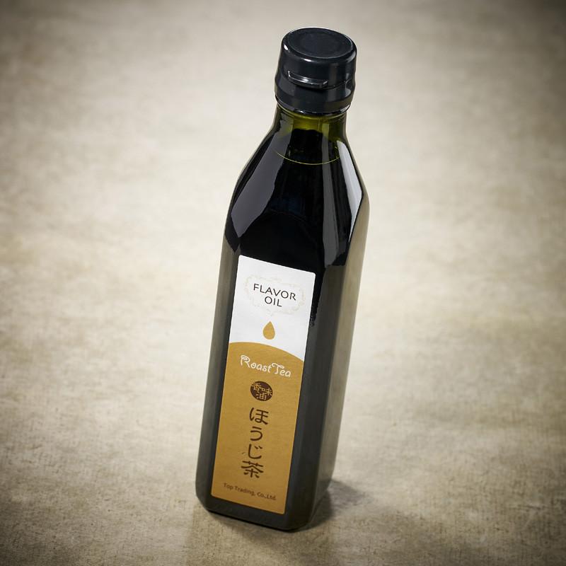 Huile de colza et olive au thé torréfié Hôjicha