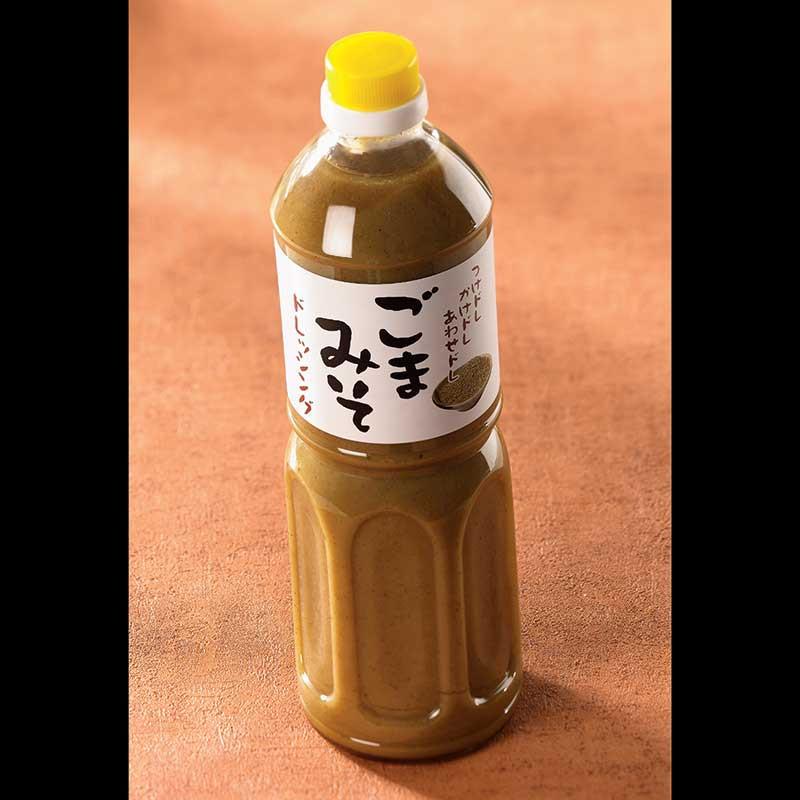 Sauce salades et grillades au sésame blanc et miso Sauces japonaises