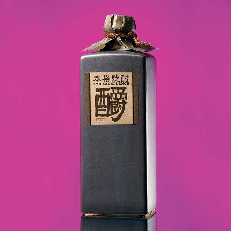 30 years aged rice Shôchû Sho Excellence