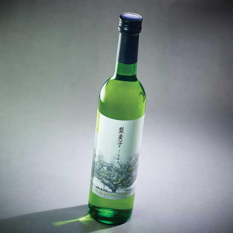 Riko japanese pear wine Umeshu - Shôchû & wine