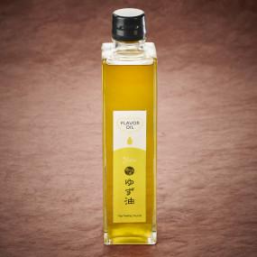 Huile de colza et olive au Yuzu