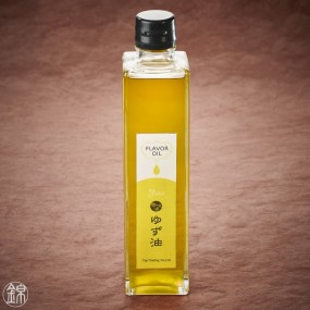 Rapeseed and olive oil with natural yuzu flavor Oil