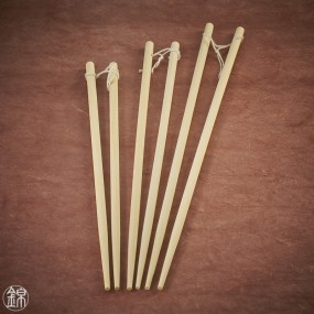 3 chopsticks set for cook