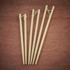 Set de 3 paires de baguettes pour cuisiner