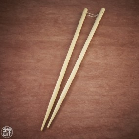 Chopsticks pair for cook