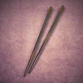 Super fine chopsticks birch wood