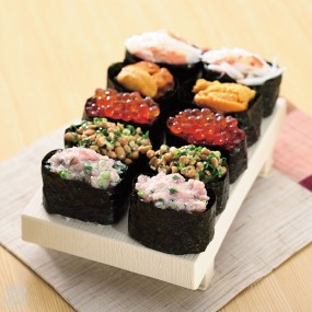 Sushi mold without board Molds & Maki Su