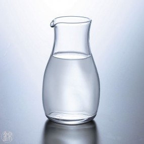 Tebineri small carafe for sake or dashi Tableware