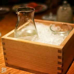 Carafon à saké ou à dashi Tebineri