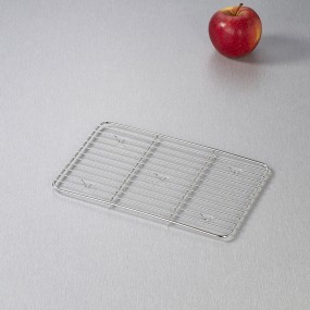 Netting for small display tray