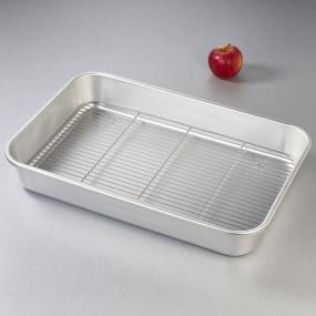 """Grille pour plat à débarrasser """"VAT"""" Plats - boites Quickies - Système VAT"""