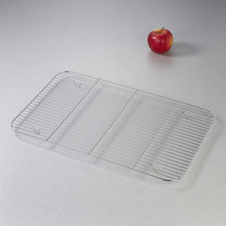 VAT display dish netting