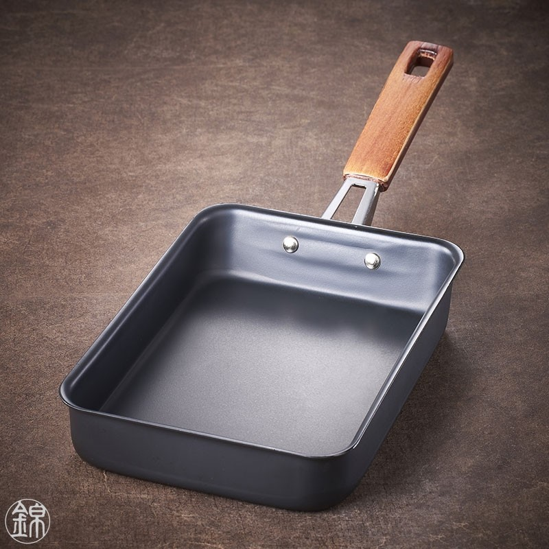 Professional Japanese Tamagoyaki omelette pan Japanese omelette pans and special cooking plates