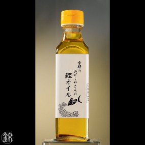 Rapeseed oil with dried bonito Katsuobushi