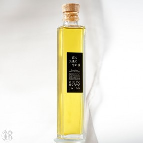 Rapeseed oil with scallion Kujyo Negi