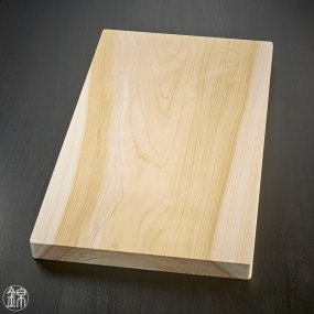 Hinoki wood professional cutting board