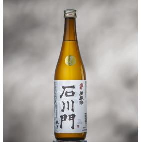 Saké Manzairaku Ishikawamon Junmai
