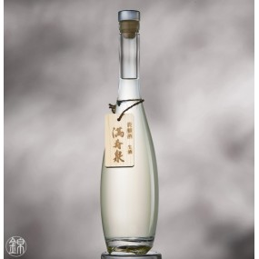Masuizumi Kijoshu sake - cold serving